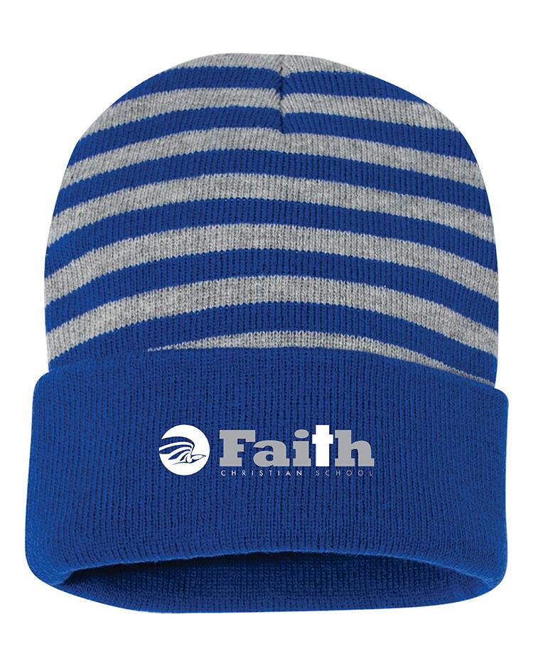 Faith Christian Stocking Hat SP12S