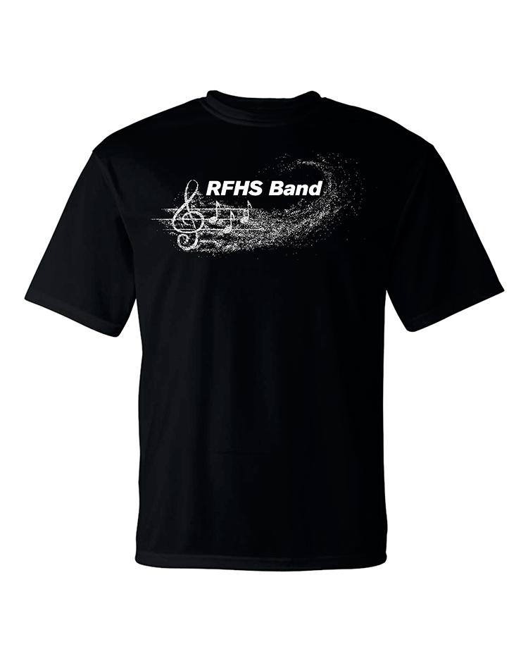 1-RFHS-Music-splatter-gildan-shirt