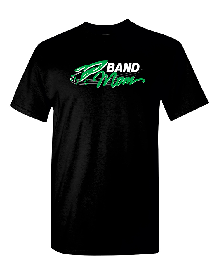 11-Rock Falls band mom shirt